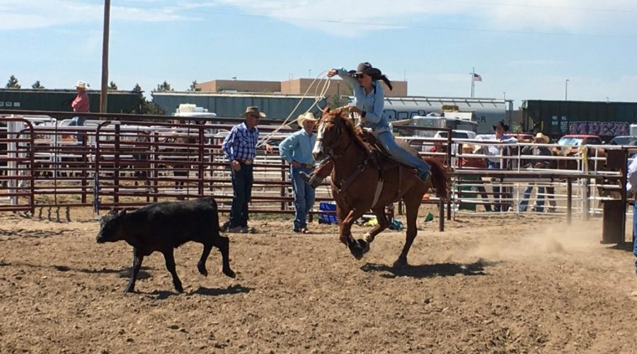 National High School Finals Rodeo: Results from Thursday, July 22