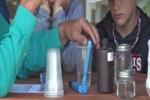 Young producers attend water health and conservation event