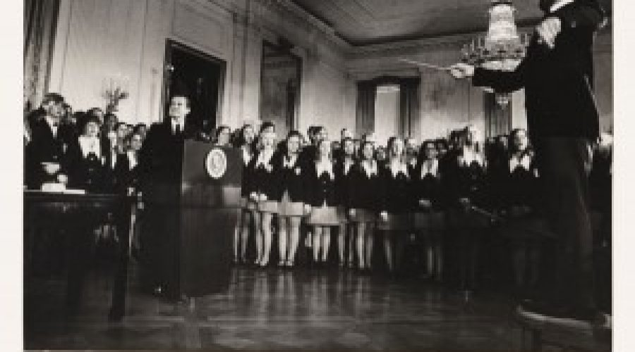 26th Amendment Anniversary Performance