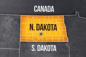 Air Force unmanned aircraft crashes in ND; no injuries