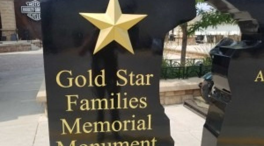 Gold Star Families honored at Sturgis Rally