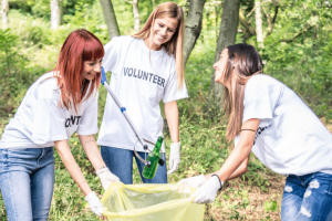 A Community United: Volunteerism