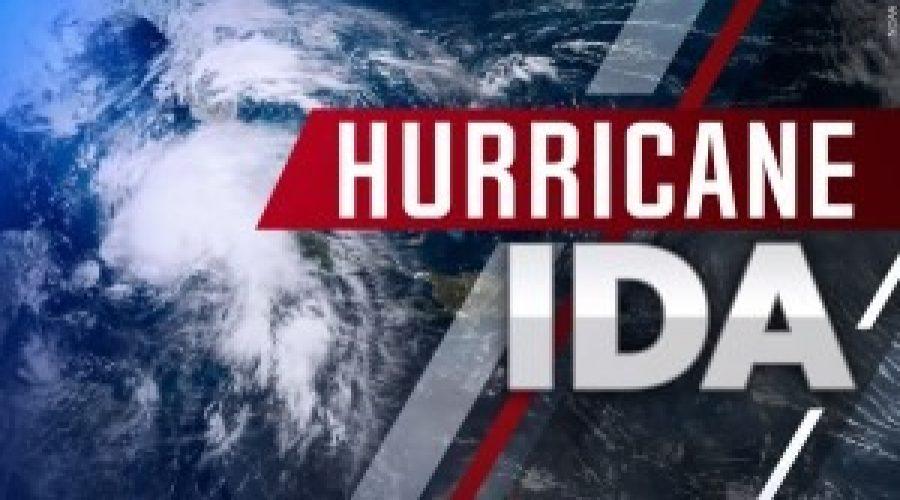 Hurricane Ida traps Louisianans, leaves the grid a shambles