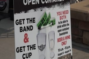 Sturgis Police work to enforce open container laws