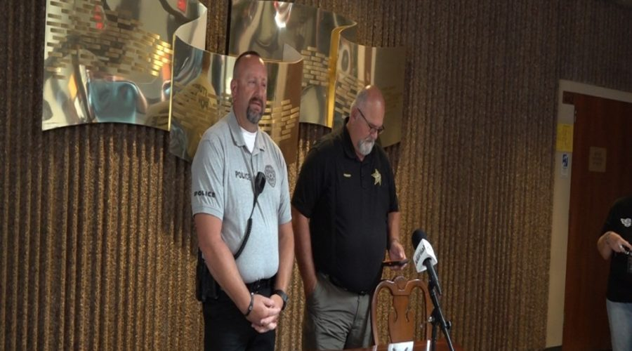 City of Sturgis holds conference updating the public