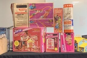 Vintage toys: he's paying, not playing