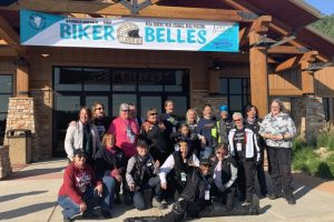 """The """"princesses of the pavement"""" celebrate women in motorcycling for the 13th year in a row"""