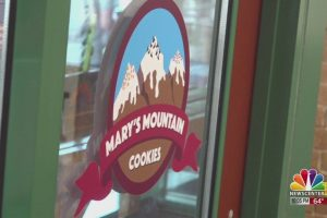 Mary's Mountain Cookies donates Saturday's earnings to McCollum family