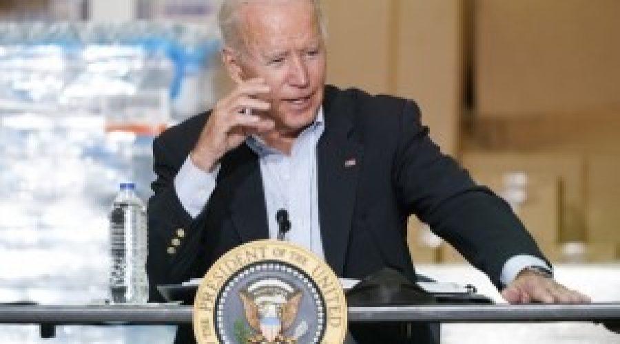 Latest: Biden, biz leaders to discuss vaccine mandates at WH