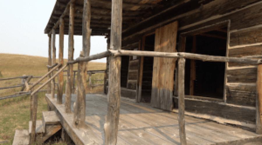 Hidden gem of South Dakota: Miller Cabin