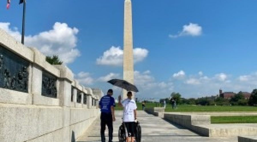 """Giving our nation's veterans """"one final tour with honor"""""""