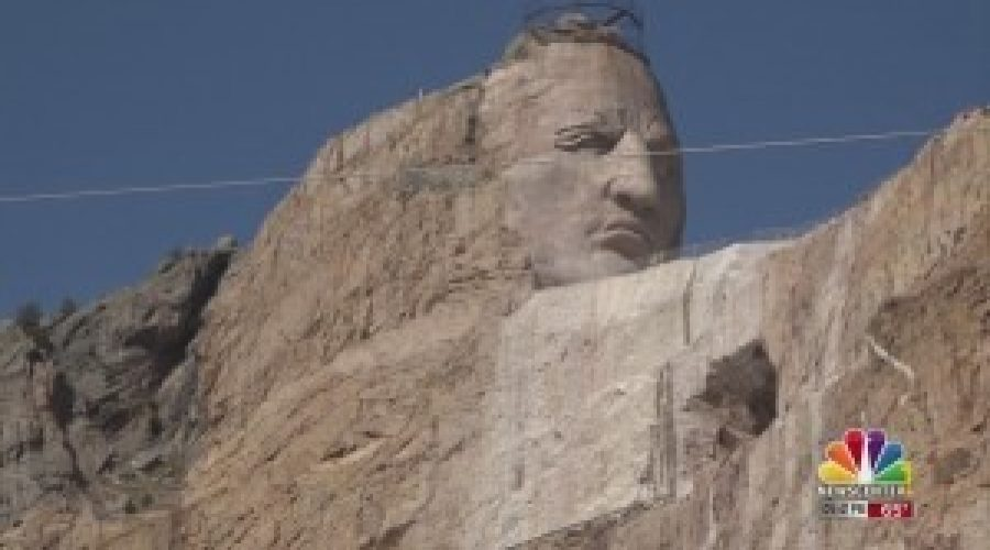 Native Americans' Day at Crazy Horse
