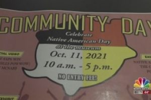 Journey Museum and Learning Center Native Americans' Day celebrations