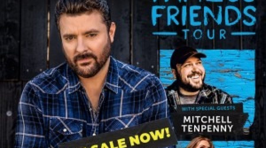 Chris Young cancels concert at the Monument