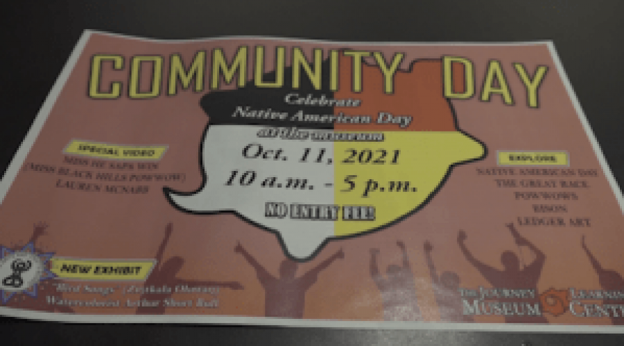 Journey Museum, other organizations to celebrate Native Americans' Day October 11