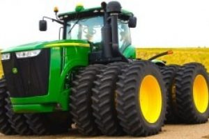 Most Deere workers reject contract offer from tractor maker